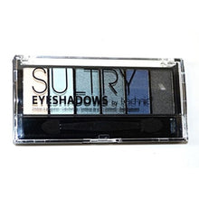 Technic Sultry 6 Colour Eyeshadow Palette - Midnight