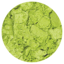 Eyeshadow Compact Cosmetics Make up Powder Shade - Lime (Light Pearlized)