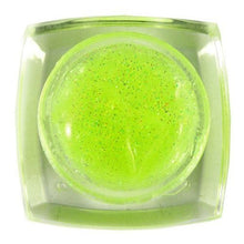BF New Authentic Glitter UV Gel Acrylic Nail Art Tips Design UV Gel Builder Colour Pale Green