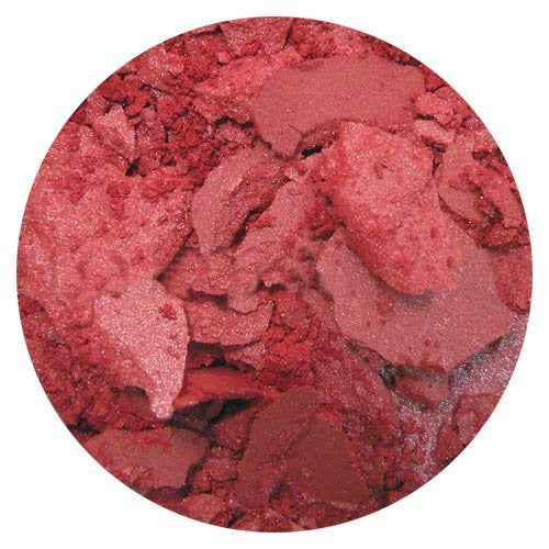 Eyeshadow Compact Cosmetics Make up Powder Shade - Be Tough (Light Pearlized)