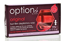 Hive Of Beauty Original Hot Film Brazilian Depilatory Wax Block - 500g CODE: HOB5585