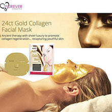 200 x New Infinitive Beauty Crystal 24K Gold Powder Gel Collagen Face Mask Masks Sheet Patch, Anti Ageing Aging, Skincare, Anti Wrinkle, Moisturising, Moisture, Hydrating, Uplifting, Whitening, Remove Blemishes & Blackheads Product. Firmer, Smoother,