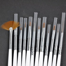 Set - 12pcs Drawing & Painting Brush (Multi-Purpose) CODE: #112