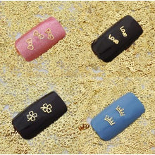 """Bow"" Nail Art Decoration x 1000pcs CODE: #864A"