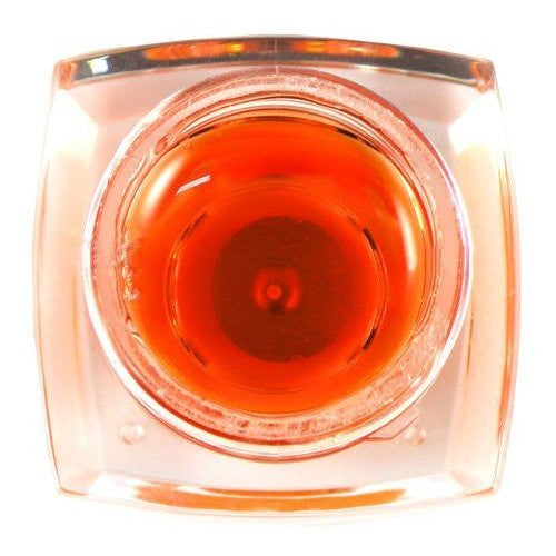 New Authentic Transparent UV Gel Orange Acrylic Nail Art Tips Design UV Gel Builder