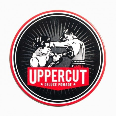 UPPERCUT DELUXE POMADE MAX TIN HAIR STYLING PRODUCT 300G CODE: UPDP0012MAX