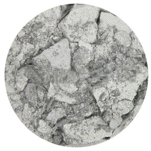 Eyeshadow Compact Cosmetics Make up Powder Shade - Silver (Shimmer)