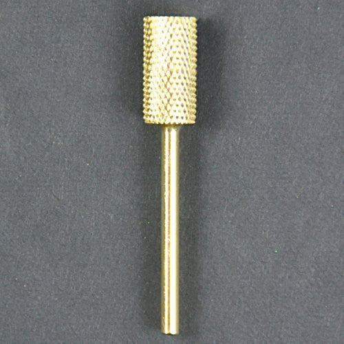 BF New Golden Electric Nail Drill / File Carbide Bits Acrylic Nail Art Tool #C CODE: #483C