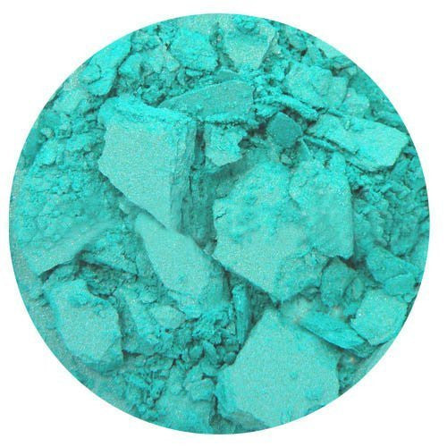 Eyeshadow Compact Cosmetics Make up Powder Shade - Blue Eyes (Light Pearlized)