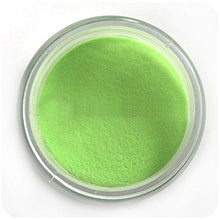 BF 1 x Acrylic Powder Nail Art Tips DIY UV Colour Light Green 10g CODE: #286LightGreen