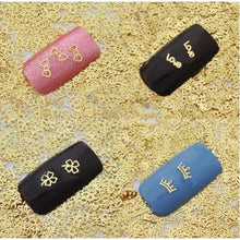 """Love"" Nail Art Decoration x 1000pcs CODE: #864B"
