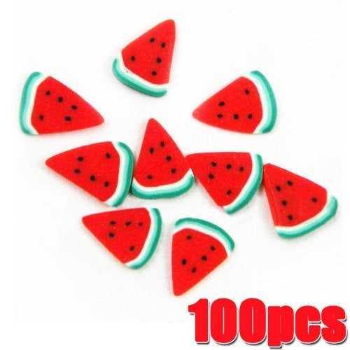 Fruit Slices x 100pcs - Watermelon CODE: #444