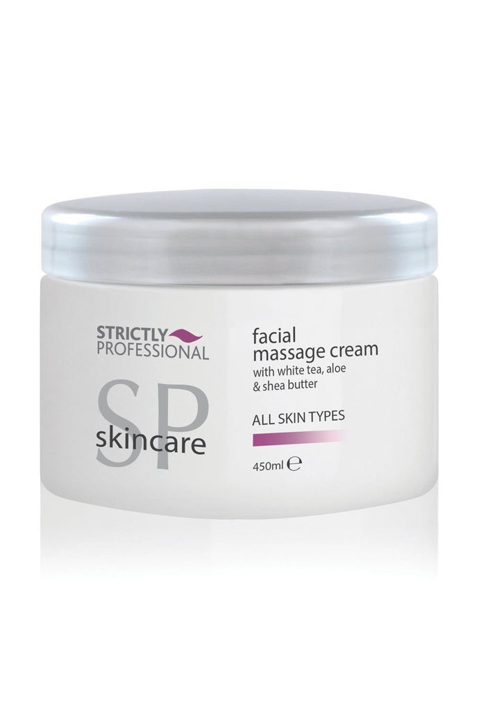 Strictly Professional Face Massage Cream