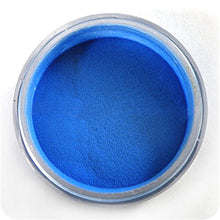 BF Colour Blue Nail Art Decoration Crystal Acrylic Powder 10g CODE: #286Blue