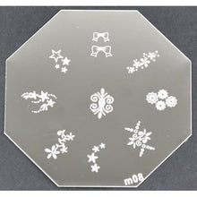 Nail Art Stamping Plate - M08 CODE: M08-Plate