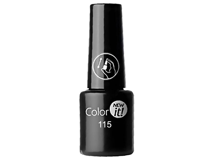 Silcare Color IT! LED UV Hybrid Nail Varnish 8g Gel Color IT *115 ITN115LK2008