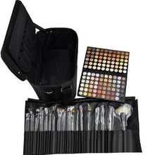 Wedding Makeup Artist Best Choice - Eyeshadow + Brushes CODE: #618C