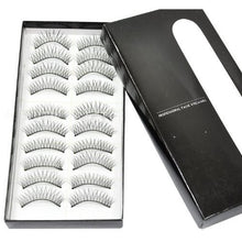 BF 10 Pairs Good-to-go Eyelashes - BF-18 CODE: 538R