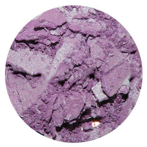 Eyeshadow Compact Cosmetics Make up Powder Shade - Lilac (Light Pearlized)