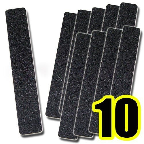 10 x Rectangle Sanding Files CODE: #458