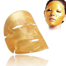 10 Pieces Gold Collagen Crystal Mask For Face Facial Anti Ageing Masks Face-Mask10