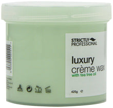 Strictly Professional Luxury Creme Wax With Tea Tr