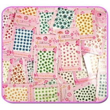 """Flowers"" 3D Nail Stickers (60x) CODE: #344"