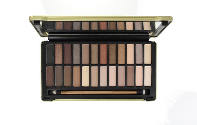 Technic Treasury Eyeshadow Palette 1.5 g, 24 Pieces