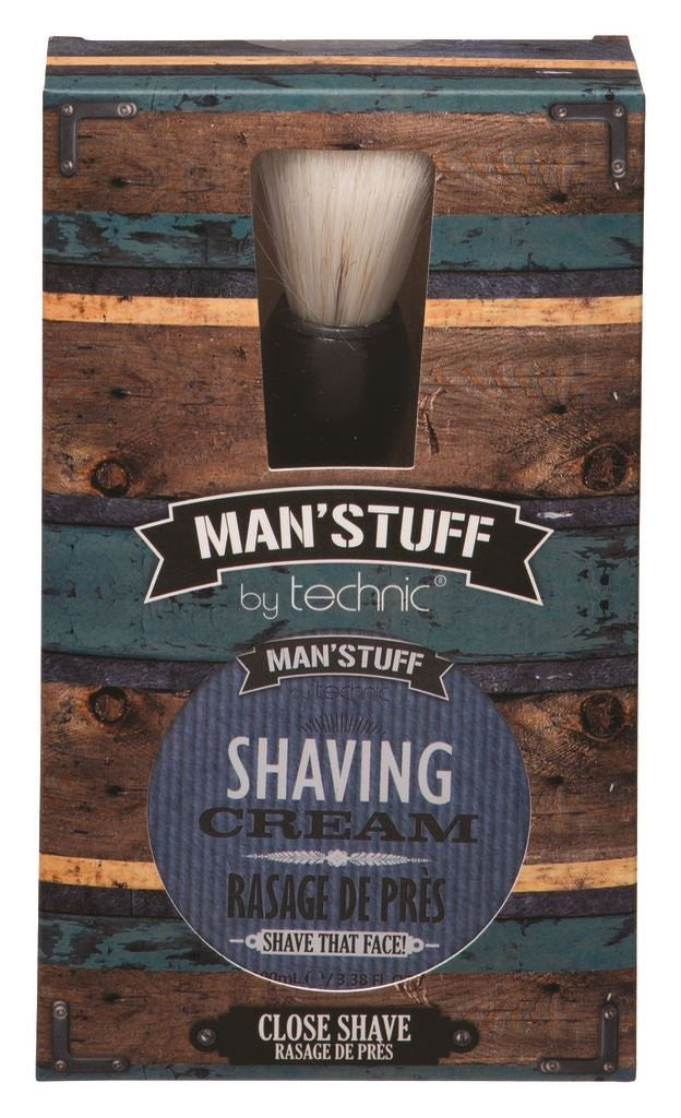 Technic Man'Stuff Close Shave Gift Set