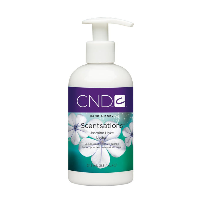 CND Scentsations - Jasmine Haze - 245ml / 8.3oz - Paradise Collection