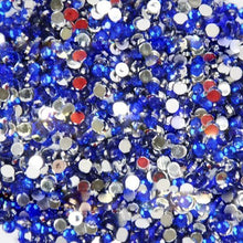 New 20,000pcs Crystal Flat Back Acrylic Rhinestones Gems 2mm For Nail Art Tips Designs Deep Blue 11 CODE: #405K
