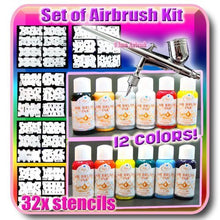 Set of Airbrush Kit CODE: #235