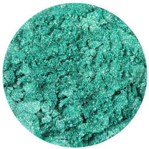 Eyeshadow Compact Cosmetics Make up Powder Shade - Aqua (Shimmer)