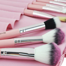 192 Color #1 Eyeshadow Palette Cosmetic Makeup & 12 Makeup Brush Kawaii Pink Set 928_306U