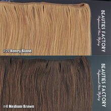 "BF Full Head Remy Human Hair Extension Long Weft Non Clip-in 20 "" #99J Cheryl Cole Red 100g Weight Hair405"