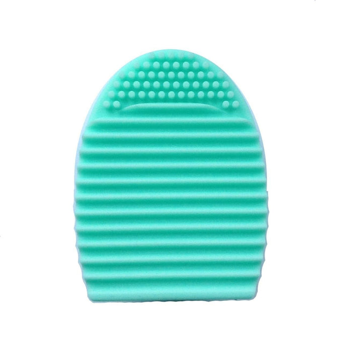BF New Silicone Cleaning Cosmetic Makeup Brush Cleaner Scrubber Foundation Tool Mint Green CODE: 818G