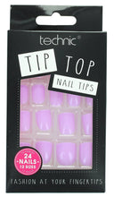 Technic Pack Of 24 Tip Top False Nail Tips