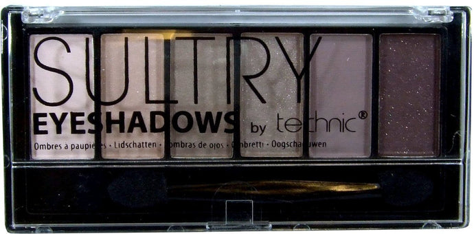 Technic Sultry Eyeshadows Rosebud
