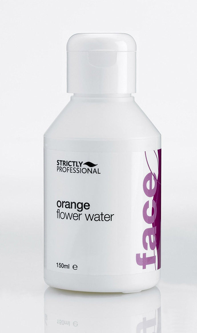 Strictly Professional Orange Flower Water 150Ml