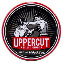 Uppercut Deluxe Herbal Shampoo And Pomade Strong Hair Styling Product USP250100