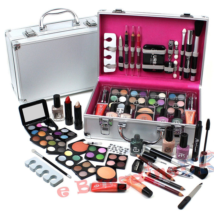 Urban Beauty 60 Piece Vanity Case