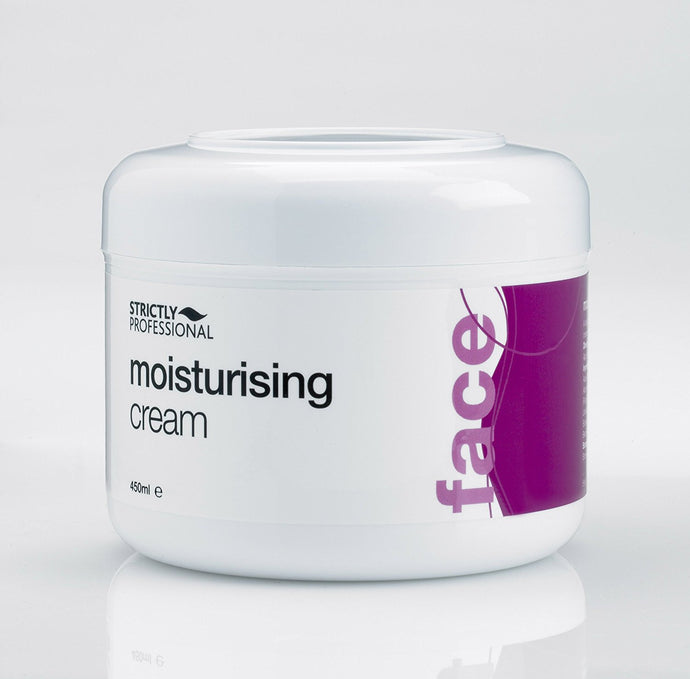 Strictly Professional Moisturising Cream 450ml