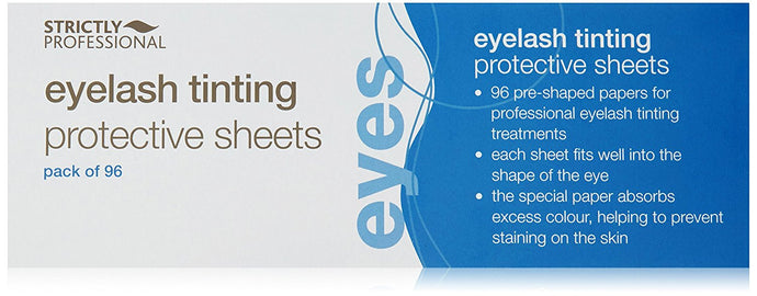 Strictly Professional Eyelash Tinting Protective Sheets- Pack of 96