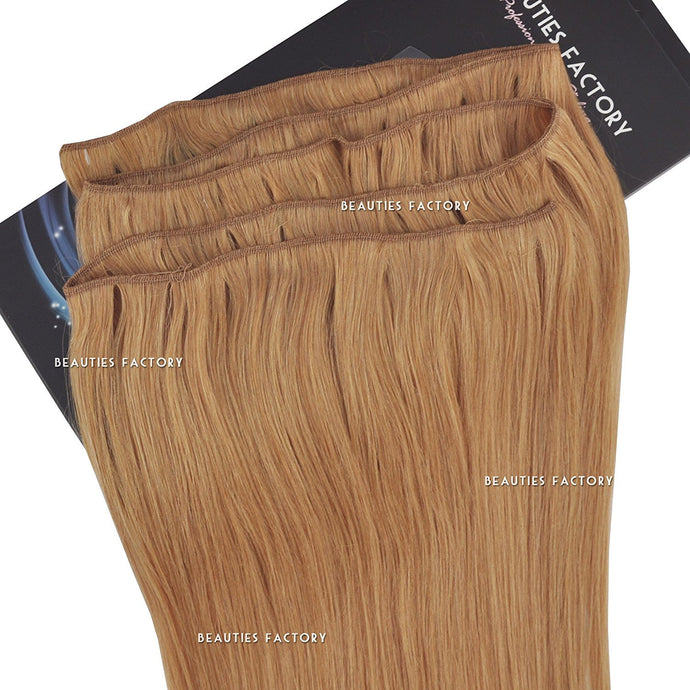 BF Professional Full Head Remy Human Hair Extension Long Weft (Non Clip-in) 20