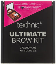 Technic Ultimate Eyebrow Kit 2.5 g - Pack of 4