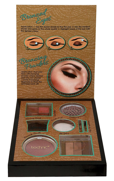 Technic Bronzing Bonanza Bronzers and Highlighters