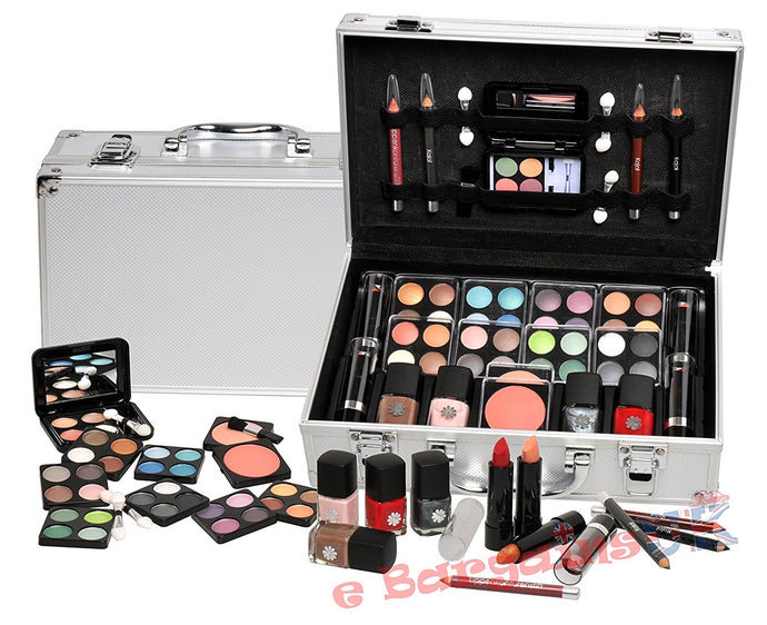 Urban Beauty Everyone's Darling 51 Piece Vanity Case