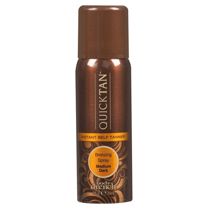 Body Drench Quick Tan Instant Bronzing Lotion Bottle