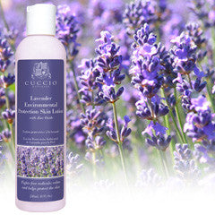 Cuccio Naturale Lavender Enviromental Hand Protection Lotion 8oz