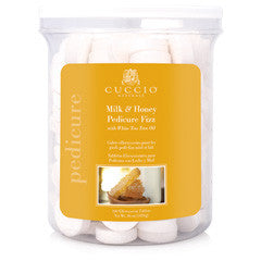 Cuccio Naturale Milk & Honey Pedicure Fizz 1120ct.